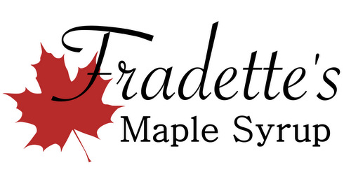Logo Fradettes Maple Syrup